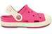 Crocs Bump It - Sandales Enfant - rose